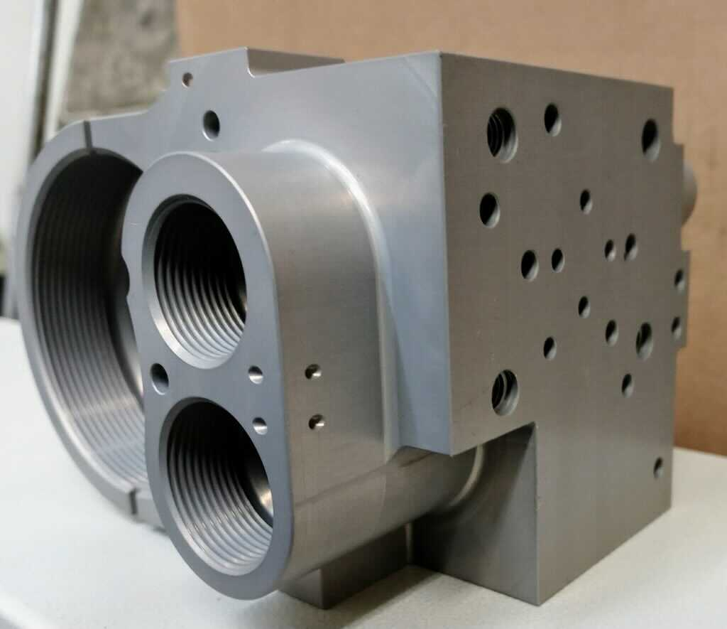 5-Axis Machining: What it Takes to Make Complex Parts